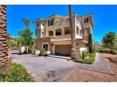 Tek Ailelik Ev for sales at 85 Luce del sole #3  Henderson, Nevada 89011 Amerika Birleşik Devletleri