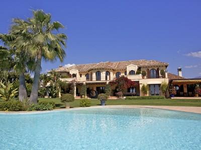Einfamilienhaus for sales at El Paraiso Barronal    Estepona, Costa Del Sol 29680 Spanien