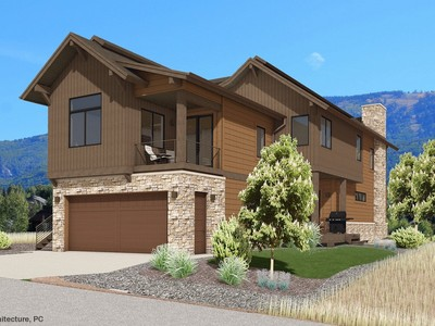 Einfamilienhaus for sales at Barn Village Contemporary Mountain Home 940 Twilight Lane  Steamboat Springs, Colorado 80487 Vereinigte Staaten