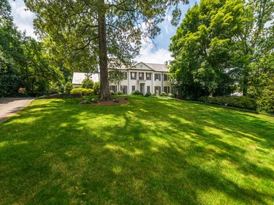 獨棟家庭住宅 for sales at Elegant 2 Acre Atlanta Estate 2854 Habersham Road NW Atlanta, 喬治亞州 30305 美國