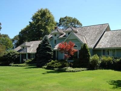 Maison unifamiliale for sales at Norton's Point waterfront 1 Norton's Point Manchester, Massachusetts 01944 États-Unis
