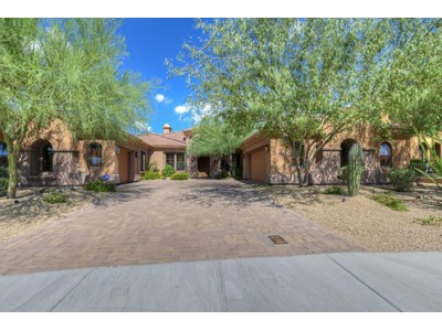Vivienda unifamiliar for sales at Beautiful Windgate Ranch Home 18063 N 100th Way  Scottsdale, Arizona 85255 Estados Unidos