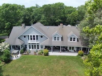 Casa Unifamiliar for sales at Matunuck Hills 839 Ministerial Road South Kingstown, Rhode Island 02879 Estados Unidos