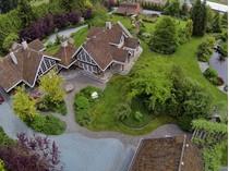 Nhà ở một gia đình for sales at World Class Farmhouse 13783 Rippington Road   Pitt Meadows, British Columbia V3Y1Z1 Canada