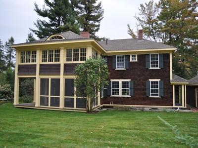 Villa for sales at Charming New England Home 156 Davis Hill Road New London, New Hampshire 03257 Stati Uniti