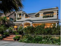 Single Family Home for sales at Oceanfront Luxe Home 527 Ocean Blvd.   Coronado, California 92118 United States