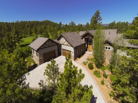 Single Family Home for sales at Bear Dance 1375 Grayhawk Pl Larkspur, Colorado 80118 United States