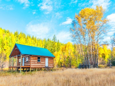 Land for sales at YOUR OWN PRIVATE IDAHO - 80 Acres & Cabin 1206 LOG CABIN ROAD Bonners Ferry, Idaho 83805 United States