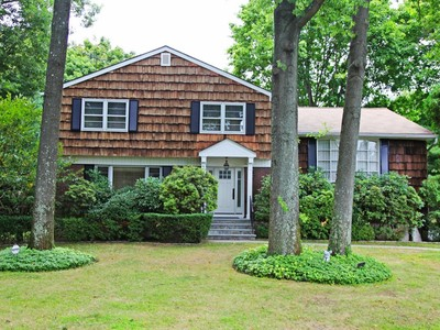 Single Family Home for sales at Great sun filled home 14 Theresa   Harrison, New York 10528 United States