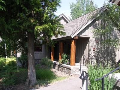 단독 가정 주택 for sales at Spacious Iron Horse Cabin 2112 Iron Horse Drive Whitefish, 몬타나 59937 미국