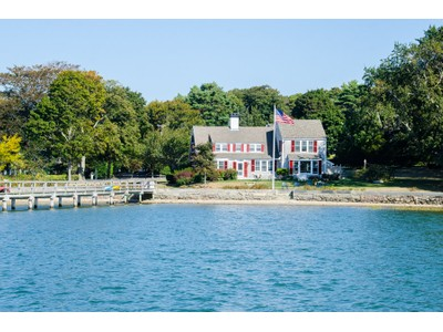 独户住宅 for sales at William Martin Brewster House c1824 151 King Caesar Road Duxbury, 马萨诸塞州 02332 美国