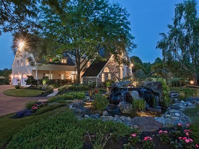 Maison unifamiliale for sales at Birchrunville 2799 Flowing Springs Road  Birchrunville, Pennsylvanie 19421 États-Unis