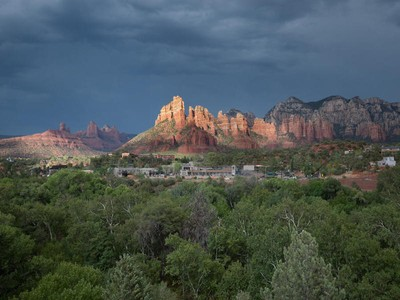 Moradia for sales at Views, Oak Creek and more Views! 854 Brewer Rd Sedona, Arizona 86336 Estados Unidos