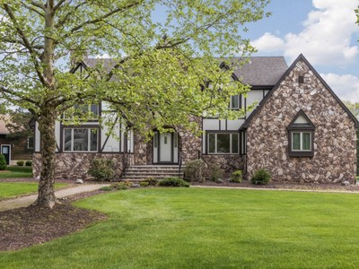 Single Family Home for sales at Spacious Custom Home 818 Dow Road  Bridgewater, New Jersey 08807 United States