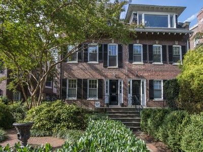 Townhouse for sales at Woodley Park 2248 Cathedral Avenue Nw Washington, District Of Columbia 20008 United States