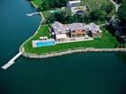단독 가정 주택 for  sales at Spectacular Custom Home 1209 Greacen Point Road   Mamaroneck, 뉴욕 10543 미국