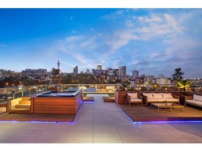 Квартира for sales at Penthouse 21 3A/30 Heather Street, Parnell Auckland, Окленд Новая Зеландия