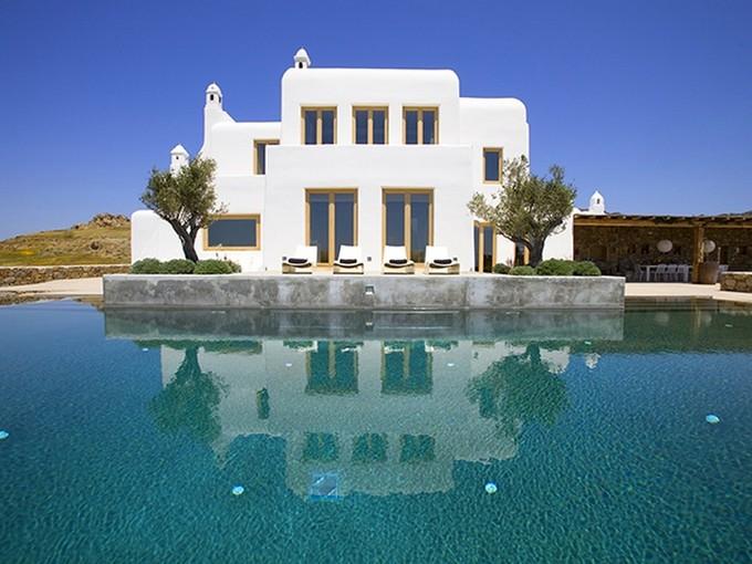獨棟家庭住宅 for sales at Villa Ptolemais Tourlos, Mykonos Cities In Cyclades, Cyclades 84600 希臘