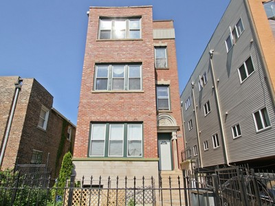 Casa multifamiliare for sales at 4 Flat Building 5212 S King Drive  Chicago, Illinois 60615 Stati Uniti