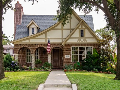 Single Family Home for sales at M-Street Tudor 5226 Ridgedale Avenue  Dallas, Texas 75206 United States