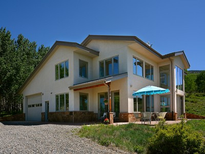Single Family Home for sales at 189 Wild Rose Lane  Crested Butte, Colorado 81224 United States