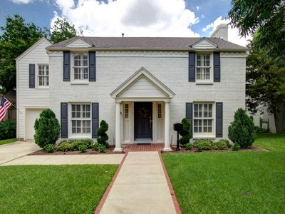 独户住宅 for sales at 3120 Westcliff Road W  Fort Worth, 得克萨斯州 76109 美国