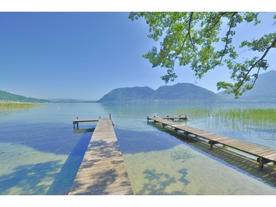 Single Family Home for sales at Waterfront property  Sevrier, Rhone-Alpes 74320 France