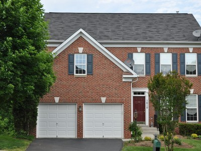 Single Family Home for sales at Edwards Landing 1610 Chickasaw Pl NE Leesburg, Virginia 20176 United States