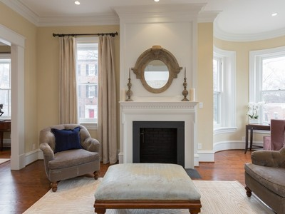 Townhouse for sales at Georgetown 1601 35th St NW Washington, District Of Columbia 20007 United States
