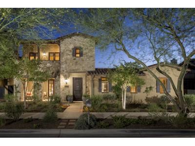 Casa Unifamiliar for sales at Stunning Silverleaf Verandah With Traditional Tuscan Architecture 202085 N 101st Way #1202  Scottsdale, Arizona 85255 Estados Unidos