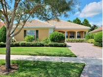Nhà ở một gia đình for sales at Carefree Lifestyle, Clubhouse, Private Pool & Porch 5439 Barbados Square   Vero Beach, Florida 32967 Hoa Kỳ