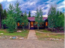 Single Family Home for sales at 121 Sawmill Run Road    Breckenridge, Colorado 80424 United States