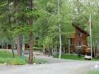 Einfamilienhaus for sales at Beautiful Blanchard Lake Log Home 301 Blanchard Hollow Whitefish, Montana 59937 Vereinigte Staaten