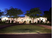 Villa for sales at Stunning Contemporary Design 6620 E Maverick RD   Paradise Valley, Arizona 85253 Stati Uniti