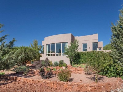 Single Family Home for sales at Magnificent Custom Home 25 Antler Lane Sedona, Arizona 86336 United States