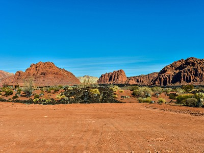 Land for sales at Excellent Snow Canyon View lot in the Reserve at Entrada St. George Utah 1500 E. Split Rock Dr. #81 Ivins, Utah 84738 United States