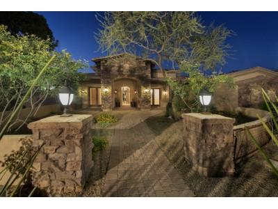 단독 가정 주택 for sales at Gorgeous Remodel In The Heart Of Paradise Valley 6916 E Sunnyvale Rd Paradise Valley, 아리조나 85253 미국