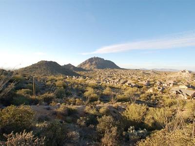 토지 for sales at Elevated Hillside Lot on over 2 Acres in North Scottsdale 11845 E Mariposa Grande Drive #74 Scottsdale, 아리조나 85255 미국