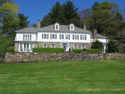 Einfamilienhaus for sales at Spectacular Turn-of-the-Century Berkshire Estate 2 Brace Road Tyringham, Massachusetts 01264 Vereinigte Staaten
