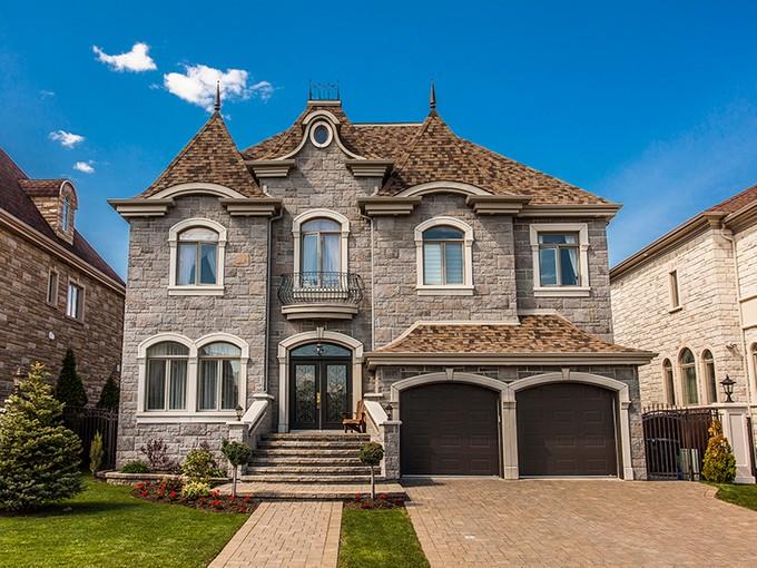 Single Family Home for sales at Saint-Laurent 4095 Rue Claude-Henri-Grignon Montreal, Quebec H4R3K2 Canada