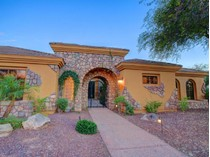 Частный односемейный дом for sales at Luxurious Custom Home With Over 5500 Square Feet Of The Finest Finishes 13049 E Gold Dust Ave   Scottsdale, Аризона 85259 Соединенные Штаты
