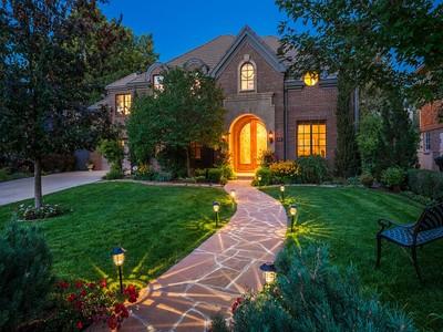 Einfamilienhaus for sales at 210 South Cherry Street   Denver, Colorado 80246 Vereinigte Staaten