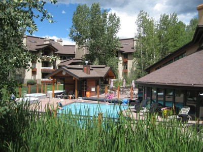 Eigentumswohnung for sales at Trappeurs Crossing Condo 2800 Village Dr 1110  Steamboat Springs, Colorado 80487 Vereinigte Staaten
