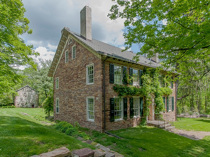 Single Family Home for sales at Gracious Manor House & Award Winning Residential Barn 619 Lawrenceville Road Princeton, New Jersey 08540 United States