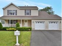 단독 가정 주택 for sales at Colonial 982 Linden Ave.   Brick, 뉴저지 08723 미국