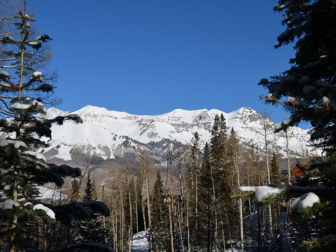 Land for sales at Lots: 243AR/243BR Hang Glider Drive 100/102 Hang Glider Drive Lots: 243AR/243BR  Telluride, Colorado 81435 United States