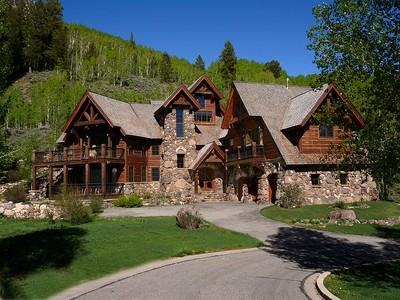 獨棟家庭住宅 for sales at 12 Garland Drive  Crested Butte, 科羅拉多州 81224 美國
