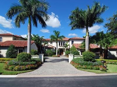 Maison unifamiliale for sales at 526 Bald Eagle Drive  Jupiter, Florida 33477 États-Unis