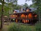 Maison unifamiliale for  sales at Waters Edge at the Chapin Estate 105 Homestead Trail White Lake, New York 12786 États-Unis