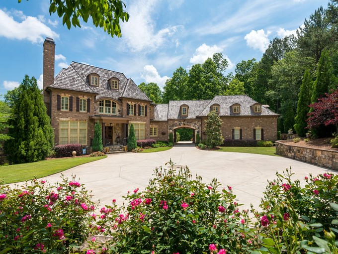 Single Family Home for sales at Truly Extraordinary Home 200 Woodhaven Lane  Ball Ground, Georgia 30107 United States